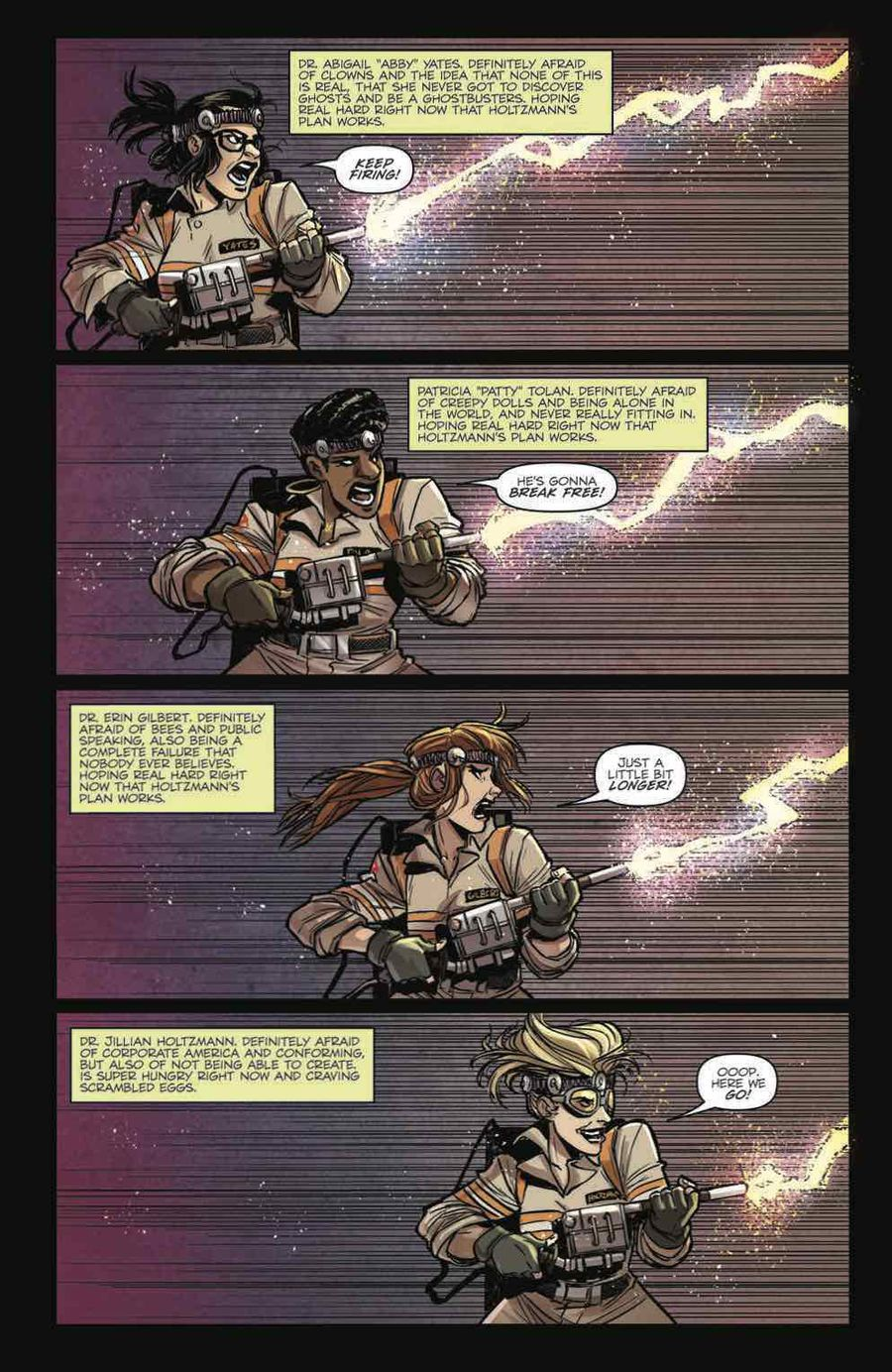 Ghostbusters: Answer the Call Issue 5 Page 2