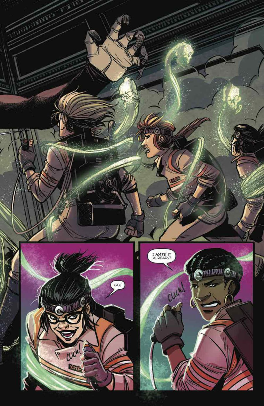 Ghostbusters: Answer the Call Issue 5 Page 4