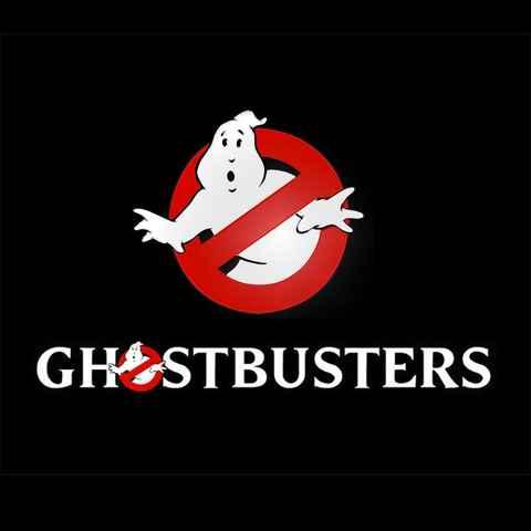 Ghostbusters Movie Logo 1984