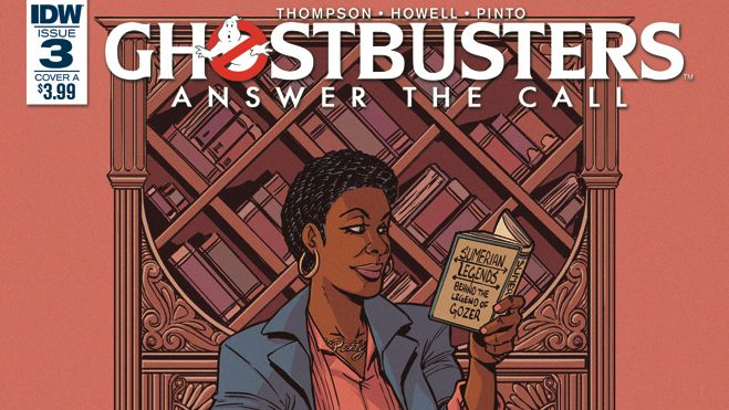 Ghostbusters: Answer the Call Issue 3