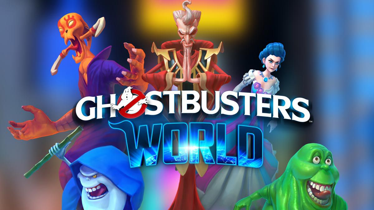 Brand New Ghostbusters World Walkthrough Unveils Game Features and Details