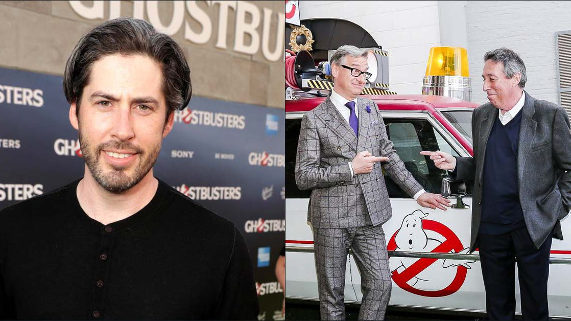 Ivan Reitman, Paul Feig and Jason Reitman to Unite at Ghostbusters Fan Fest Directors' Panel