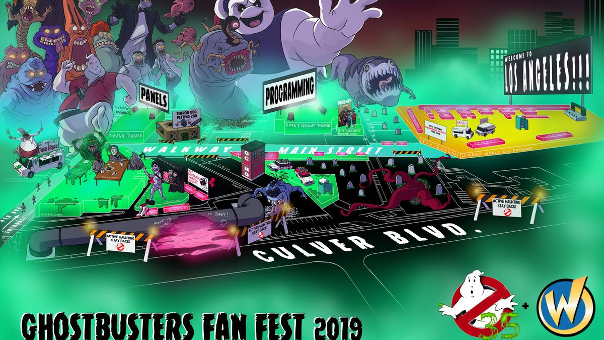 5 Reasons To Attend Ghostbusters Fan Fest