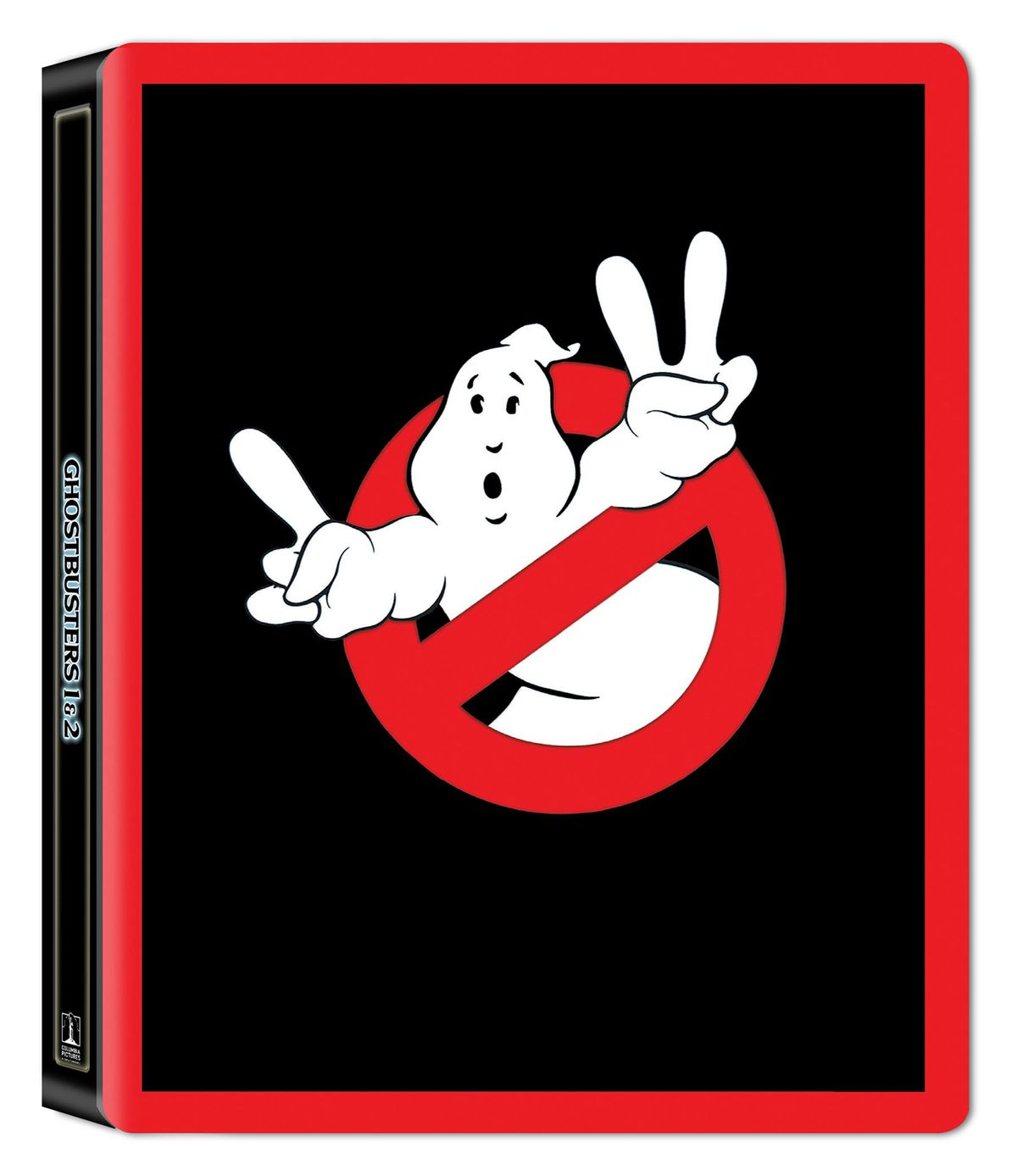 Ghostbusters 35th Anniversary 4K Ultra HD Blu-ray Limited Edition Steelbook