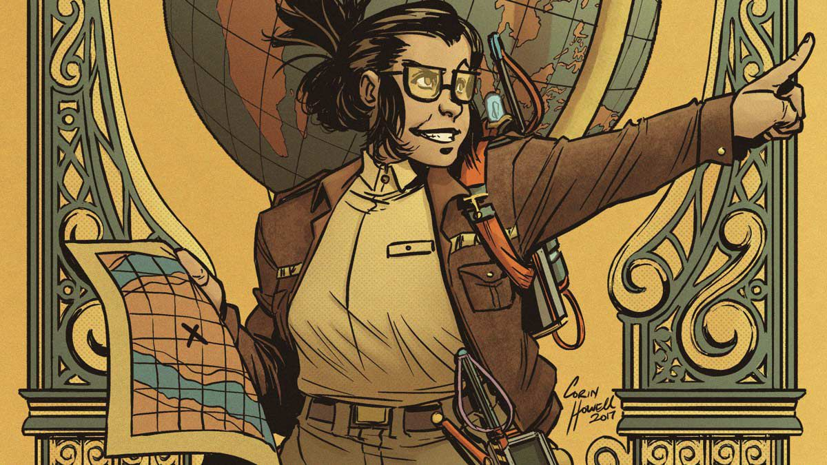 Ghostbusters: Answer the Call Issue 4