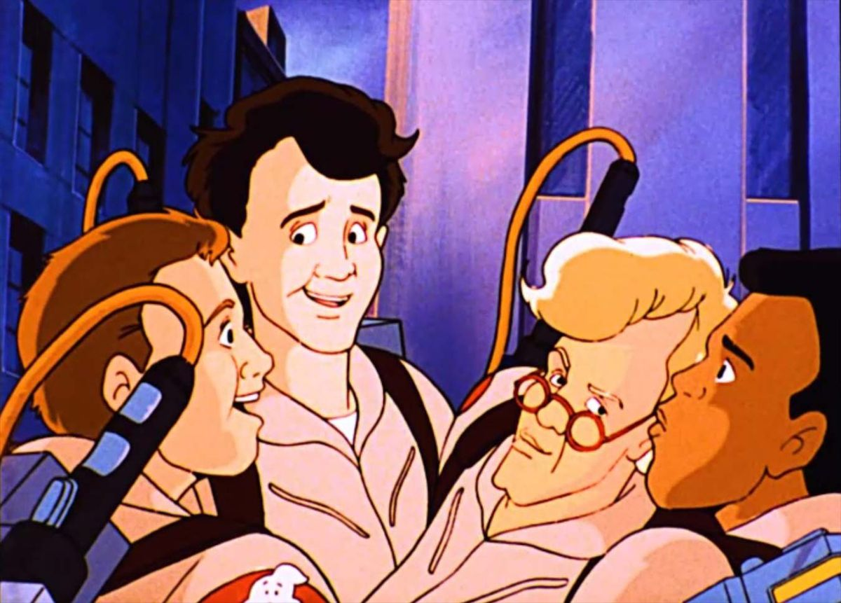 The Real Ghostbusters Fan Restored Pitch Concept Pilot