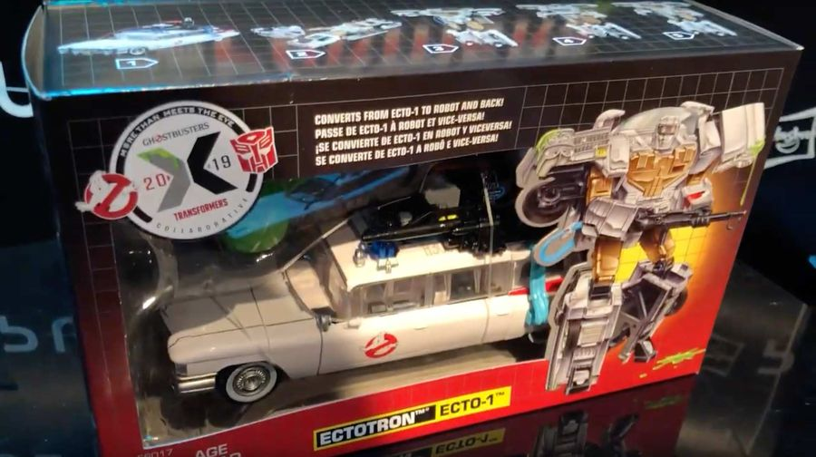 Ectotron Box at Hasbro Pulse 2019